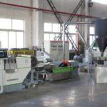 Linia do regranulacji tworzyw sztucznych pojedyncza Argus Maszyny