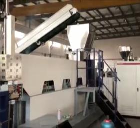 Linia do regranulacji PET- Argus Maszyny